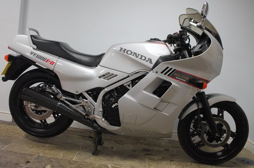 1985 Classic Rare Honda VF1000F2 Bol D'or Only 14,000 miles  SOLD (picture 5 of 6)