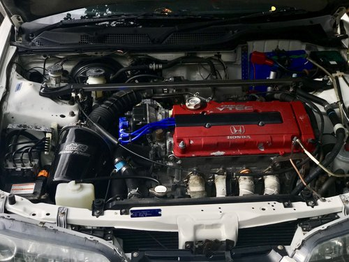 2000 Honda Integra Type R JDM DC2 For Sale (picture 5 of 6)