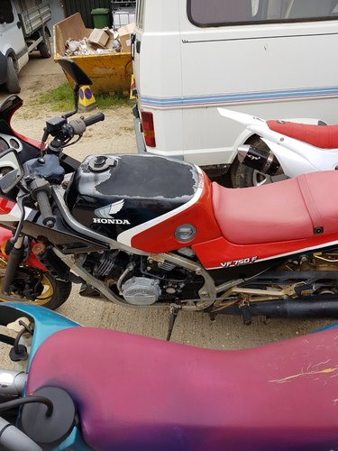 1983/84 Honda VF750 For Sale (picture 1 of 1)