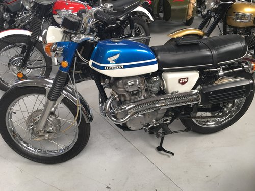 1969 Honda CL 350  For Sale (picture 1 of 6)