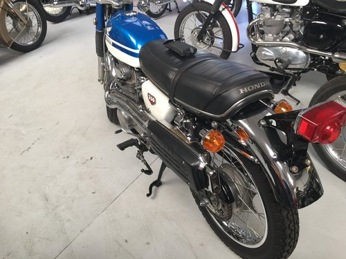 1969 Honda CL 350  For Sale (picture 3 of 6)