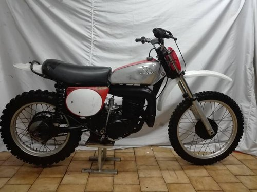 HONDA CRM 250 1975 For Sale (picture 1 of 6)