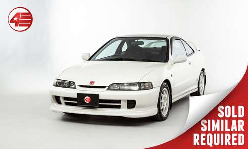 1997 Honda Integra DC2 Type R /// 47k Miles /// Great History SOLD (picture 1 of 2)