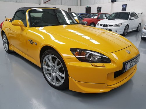 2004 COLLECTORS UK SUPPLIED Honda Mugen S2000 ****4055 miles**** For Sale (picture 1 of 6)