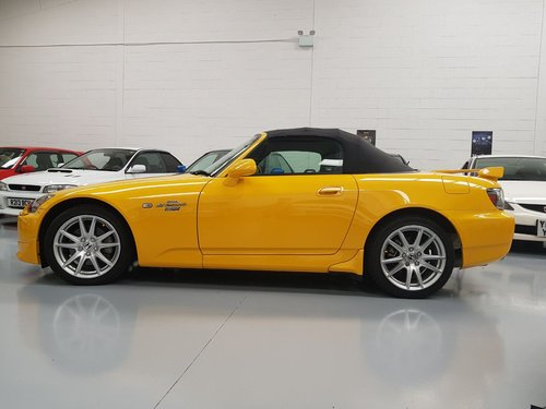 2004 COLLECTORS UK SUPPLIED Honda Mugen S2000 ****4055 miles**** For Sale (picture 2 of 6)