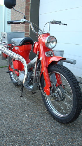 Honda CT90 K0 1968-F ***1555 MILES*** SOLD (picture 2 of 6)