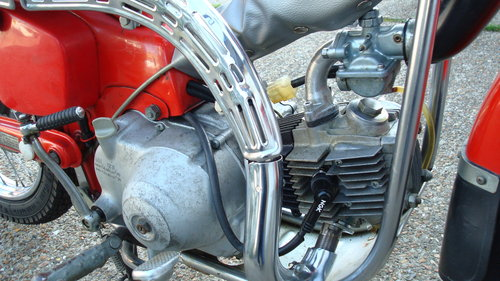 Honda CT90 K0 1968-F ***1555 MILES*** SOLD (picture 3 of 6)