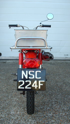 Honda CT90 K0 1968-F ***1555 MILES*** SOLD (picture 5 of 6)