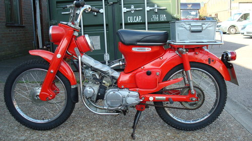 Honda CT90 K0 1968-F ***1555 MILES*** SOLD (picture 6 of 6)