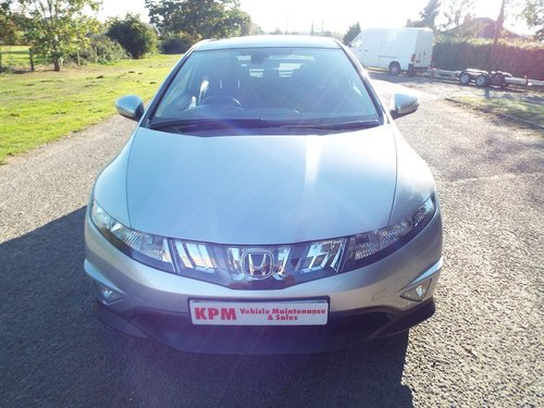 2008 Honda Civic Type S 2.2 CTDI for sale  For Sale (picture 1 of 6)
