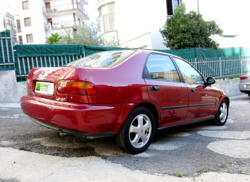 HONDA CIVIC VTI 1.6 4D (1994)  160 hp 1600CC engine For Sale (picture 2 of 6)