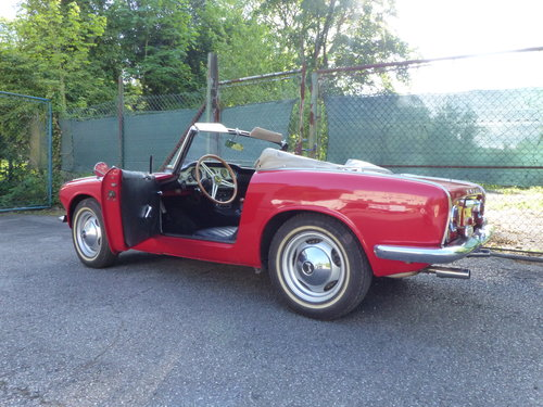 1966 Beautiful and rare Honda S600 convertible For Sale (picture 4 of 6)