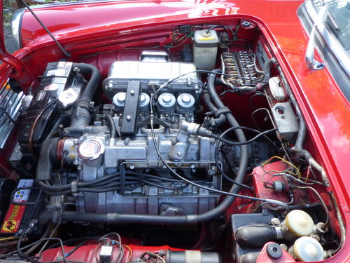 1966 Beautiful and rare Honda S600 convertible For Sale (picture 6 of 6)
