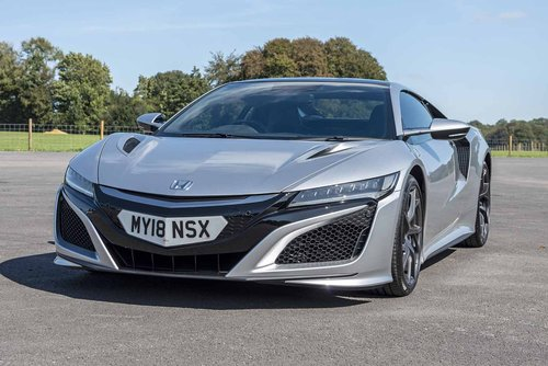 Honda NSX (2018) For Sale (picture 1 of 6)