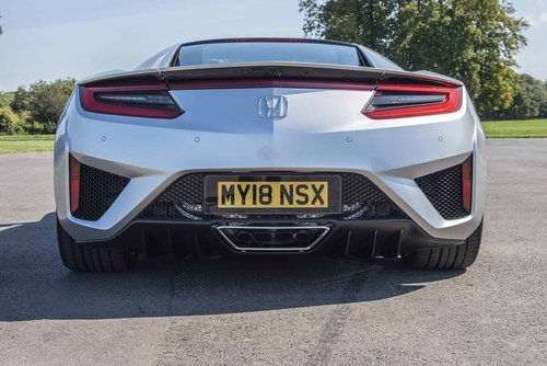 Honda NSX (2018) For Sale (picture 2 of 6)