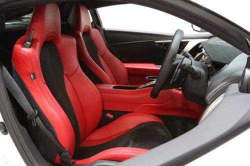 2017 67 HONDA NSX 3.5 V6 HYBRID AUTO For Sale (picture 4 of 6)