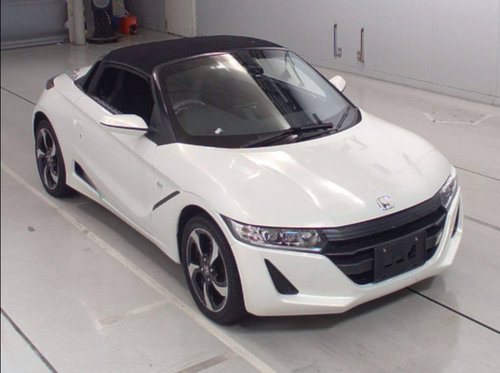 2016 Honda S660 *Available to Order Direct From Auction In Japan* For Sale (picture 1 of 6)
