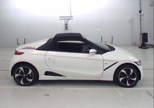 2016 Honda S660 *Available to Order Direct From Auction In Japan* For Sale (picture 3 of 6)