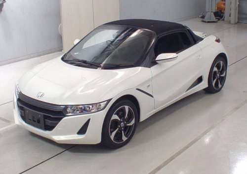 2016 Honda S660 *Available to Order Direct From Auction In Japan* For Sale (picture 5 of 6)