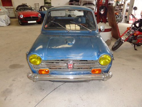 1969 HONDA N 600 For Sale (picture 1 of 6)