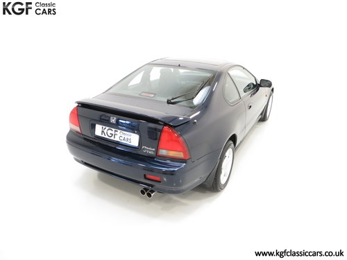 1996 A Honda Prelude 2.2i Vtec, 49454 Miles, Last Owner 18 Years SOLD (picture 5 of 6)