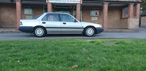 Honda Accord executive auto immaculate 1989 For Sale (picture 1 of 6)