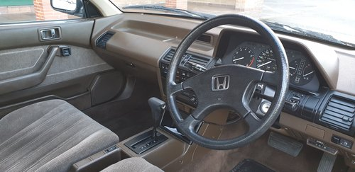 Honda Accord executive auto immaculate 1989 For Sale (picture 6 of 6)