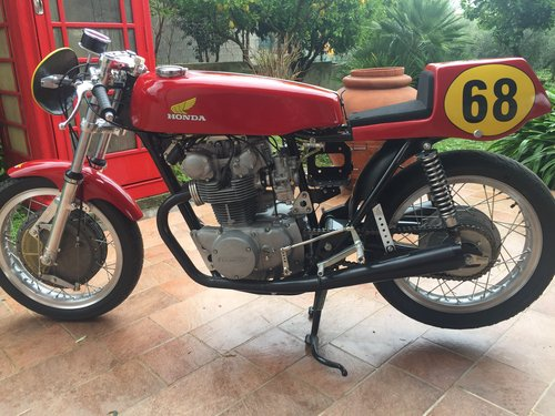 Honda 500 Racing For Sale (picture 1 of 6)