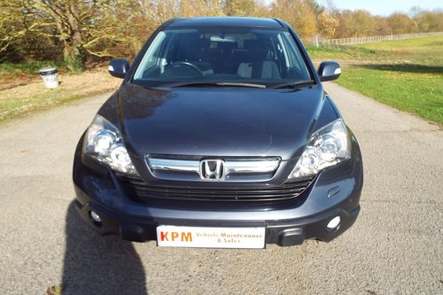 2009 Honda CRV 2.2 CDTI for sale  For Sale (picture 1 of 6)