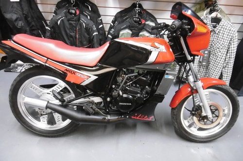1986 MBX125 Stunning standard condition  SOLD (picture 1 of 6)