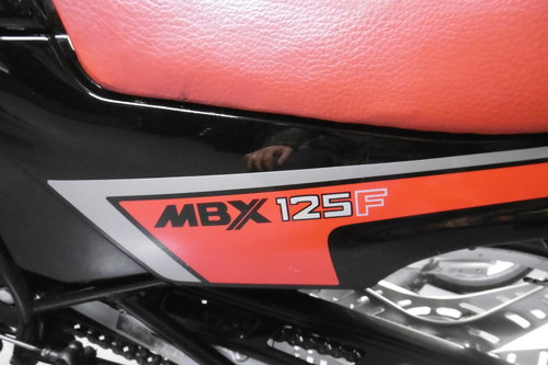 1986 MBX125 Stunning standard condition  SOLD (picture 5 of 6)