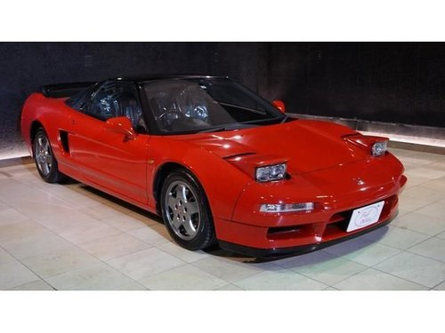 1991 Honda NSX 3.0 Manual 5 speed - CLASSIC SOLD (picture 1 of 4)