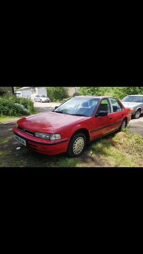 1993 Running project honda accord automatic For Sale (picture 2 of 6)