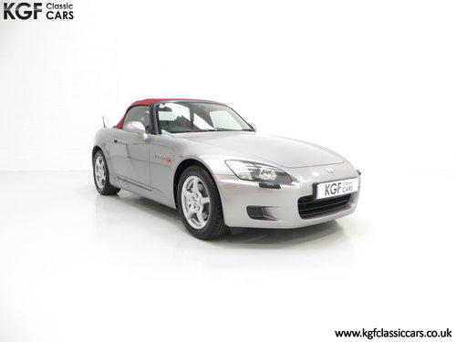 An Exhilarating Honda S2000 AP1 with 16,265 Miles. SOLD (picture 1 of 6)