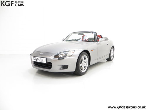 An Exhilarating Honda S2000 AP1 with 16,265 Miles. SOLD (picture 2 of 6)