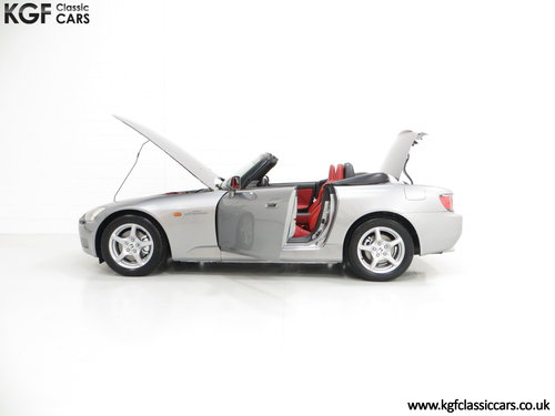 An Exhilarating Honda S2000 AP1 with 16,265 Miles. SOLD (picture 3 of 6)