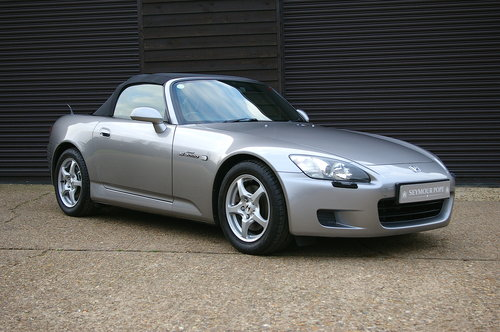 2003 Honda S2000 2.0 16V VTEC Roadster Manual (48,000 miles) SOLD (picture 1 of 6)