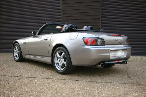 2003 Honda S2000 2.0 16V VTEC Roadster Manual (48,000 miles) SOLD (picture 3 of 6)