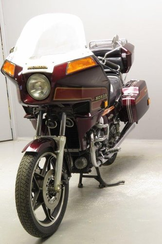 Honda 1984 673cc Silverwing SOLD (picture 5 of 6)