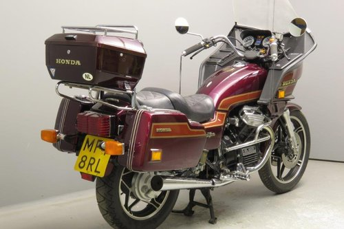 Honda 1984 673cc Silverwing SOLD (picture 6 of 6)