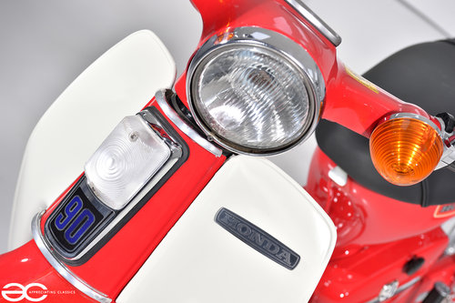 1979 Absolutely Stunning Honda C90 in Show Condition - 4K Miles SOLD (picture 4 of 6)