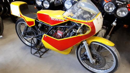 Honda RS125 RF Production racer 1985/86 Project 2500 GBP For Sale (picture 1 of 6)