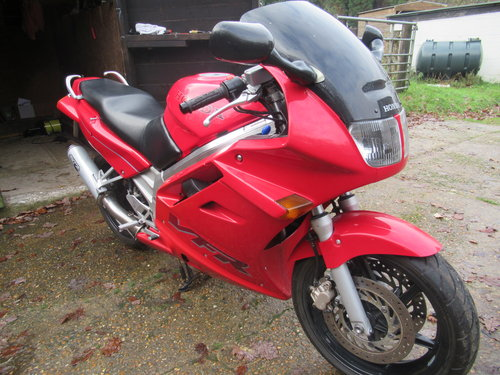 HONDA VFR 750 1993/K ONLY 24,500 MILES VGC For Sale (picture 6 of 6)