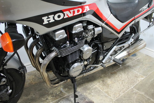 1986 Honda CBX 750 FE Or R17 Great example  For Sale (picture 6 of 6)