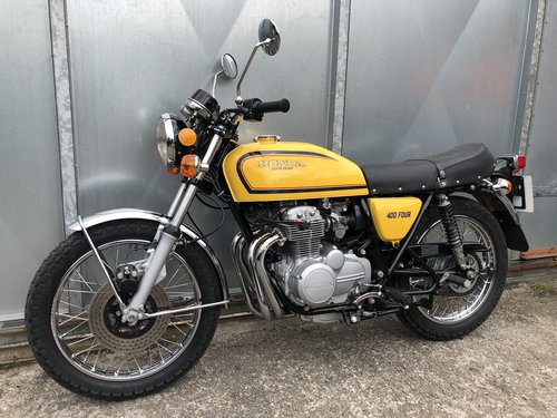 1976 HONDA CB 400 4 400/4 400 FOUR MINTER! £5995 OFFERS PX  For Sale (picture 3 of 6)