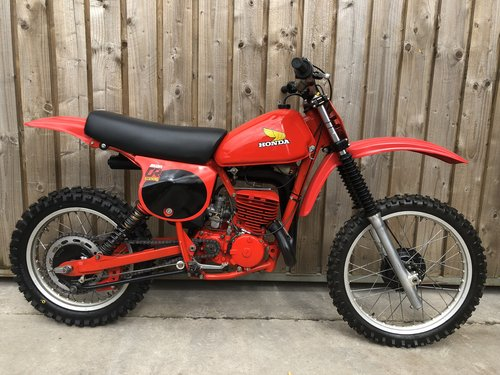 1978 HONDA RED ROCKET MINT BIKE READY TO RIDE! £5995 OFFERS PX  For Sale (picture 1 of 3)
