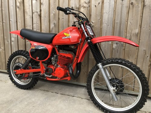 1978 HONDA RED ROCKET MINT BIKE READY TO RIDE! £5995 OFFERS PX  For Sale (picture 2 of 3)
