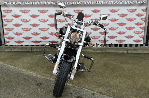 2006 Honda VTX1800C Custom Cruiser For Sale (picture 2 of 6)
