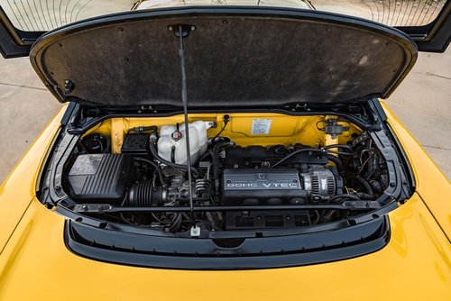 lhd 1993 Honda NSX  1 of 10 Yellow units produced for Europe SOLD (picture 5 of 6)