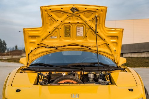 lhd 1993 Honda NSX  1 of 10 Yellow units produced for Europe SOLD (picture 6 of 6)